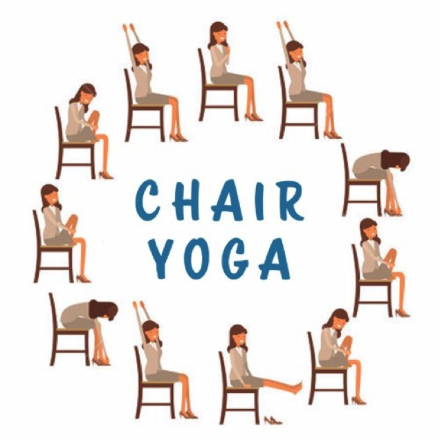 Chair Yoga Libcal Bergen County Cooperative Library System